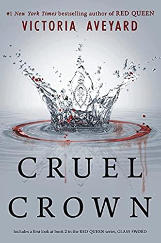 9780062435347: Cruel Crown. Prequel Red Queen: Two Red Queen Novellas (HarperTeen)