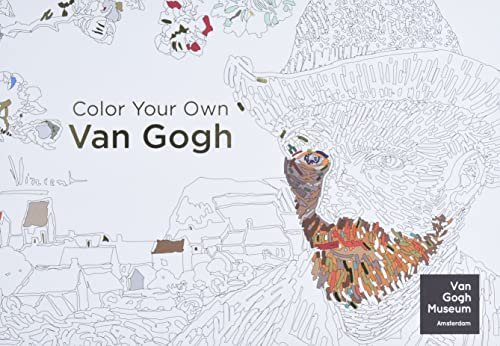 9780062436429: Color Your Own Van Gogh