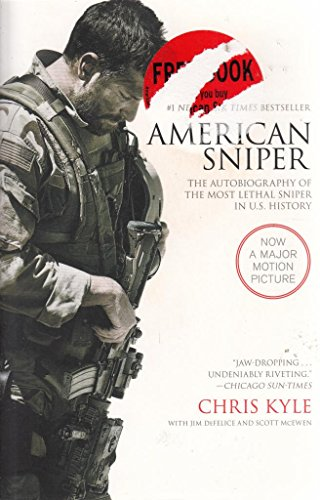 9780062437204: American Sniper Sainsbury Pb