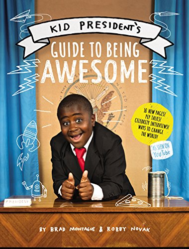 9780062438713: Kid President's Guide to Being Awesome