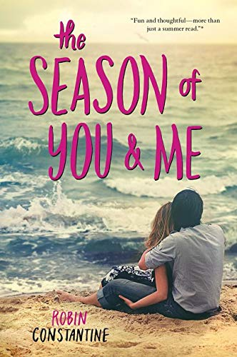 The Season of You Me (Paperback): Robin Constantine