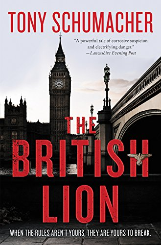 9780062439192: The British Lion: A Novel