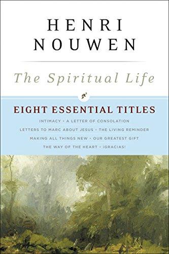 9780062440105: The Spiritual Life: Eight Essential Titles by Henri Nouwen