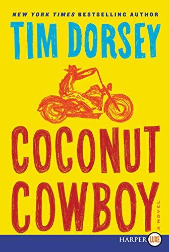 9780062440112: Coconut Cowboy: A Novel (Serge Storms)