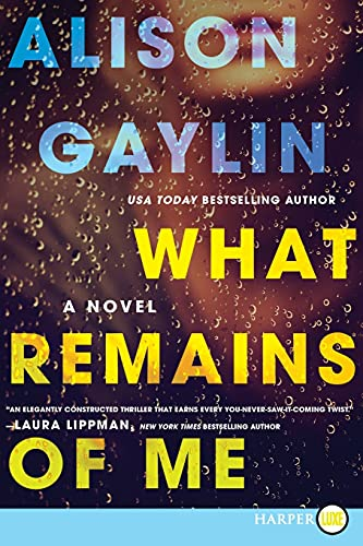 9780062440129: What Remains of Me LP: A Novel