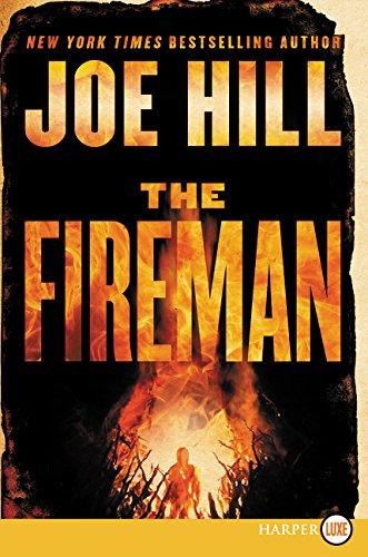 9780062440235: The Fireman LP: A Novel