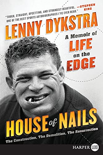 9780062440273: House of Nails: A Memoir of Life on the Edge