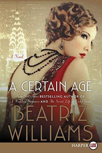 Book Cover: A Certain Age LP: A Novel