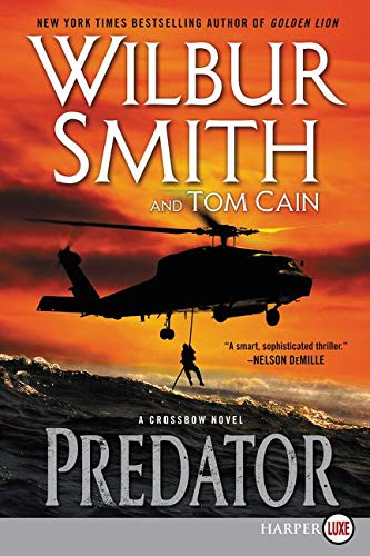 9780062440297: Predator: A Crossbow Novel