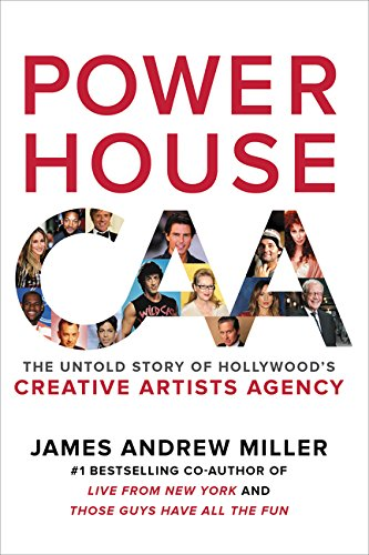 9780062441379: Powerhouse: The Untold Story of Hollywood's Creative Artists Agency