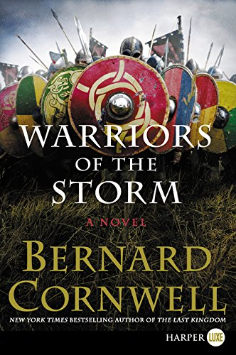 Warriors of the Storm LP (Warrior Chronicles): Bernard Cornwell