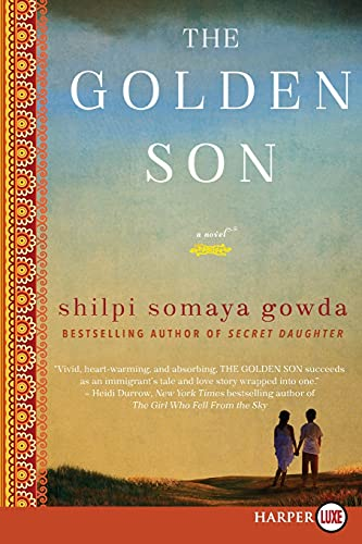 9780062442116: The Golden Son LP: A Novel