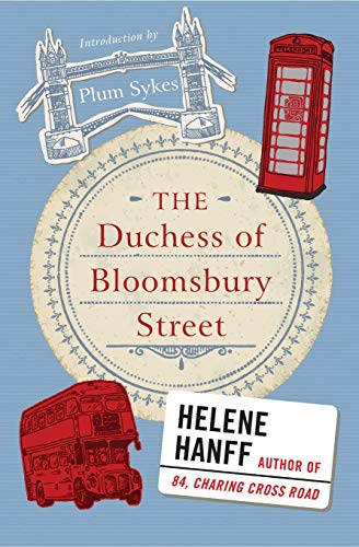 9780062442185: The Duchess of Bloomsbury Street