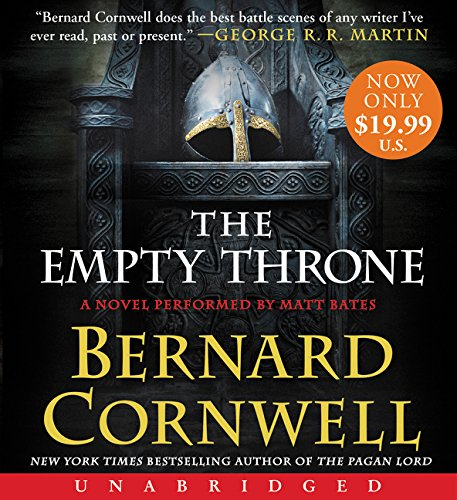 9780062443656: The Empty Throne Low Price CD: A Novel (Warrior Chronicles)
