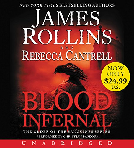 9780062443663: Blood Infernal Low Price CD: The Order of the Sanguines Series