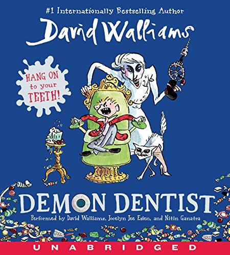 9780062443977: Demon Dentist CD