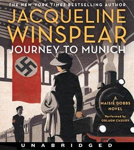9780062443991: Journey to Munich CD: A Maisie Dobbs Novel
