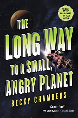 9780062444134: The Long Way to a Small, Angry Planet (Wayfarers)