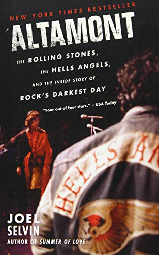9780062444264: Altamont: The Rolling Stones, the Hells Angels, and the Inside Story of Rock's Darkest Day