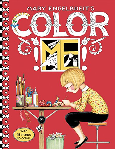 9780062445612: Mary Engelbreit's Color ME Coloring Book
