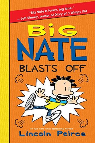 9780062449559: Big Nate 08. Big Nate Blasts Off