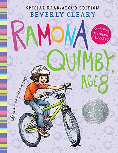 9780062453273: Ramona Quimby, Age 8 Read-Aloud Edition