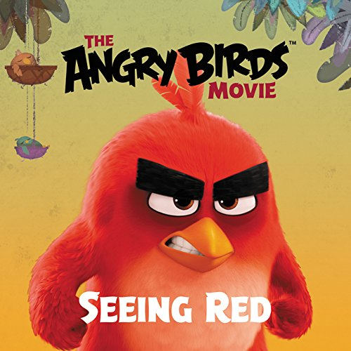 9780062453389: The Angry Birds Movie: Seeing Red