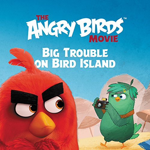 9780062453402: The Angry Birds Movie: Big Trouble on Bird Island