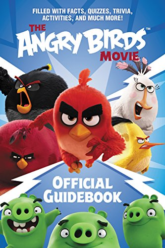9780062453426: The Angry Birds Movie Official Guidebook