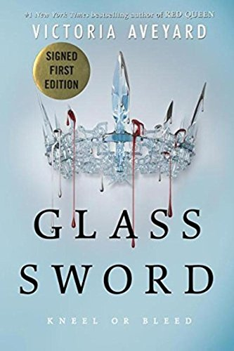 9780062455321: Glass Sword (Signed) (Red Queen)