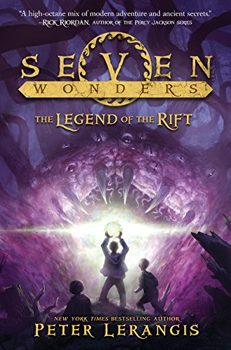 9780062456625: Seven Wonders 05: The Legend of the Rift