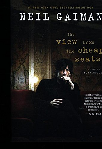 9780062459626: The View from the Cheap Seats: Selected Nonfiction: A Collection of Introductions, Essays, and Assorted Writings
