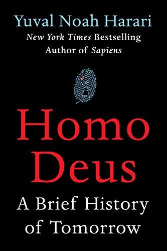 9780062464316: Homo Deus: A Brief History of Tomorrow