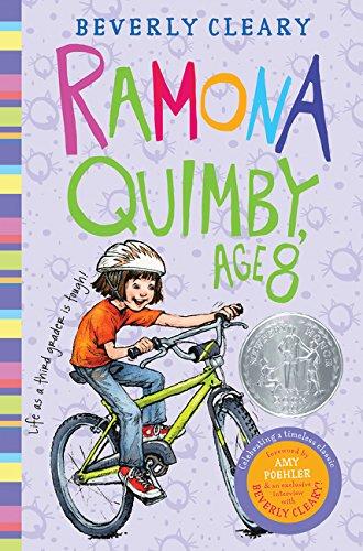 9780062464545: Ramona Quimby, Age 8