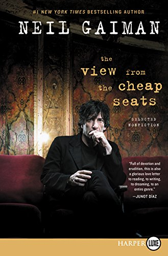 9780062466426: The View from the Cheap Seats: Selected Nonfiction