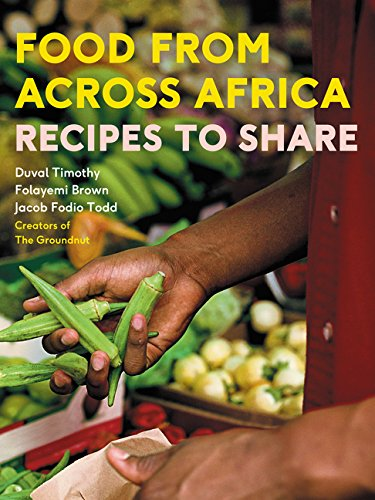 9780062467409: Food From Across Africa: Recipes to Share