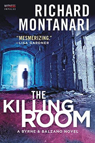 9780062467454: The Killing Room: A Balzano & Byrne Novel (A Byrne & Balzano Thriller)