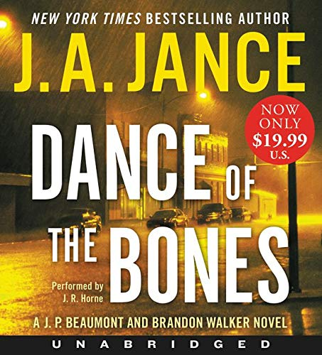 9780062467652: Dance of the Bones Low Price CD: A J. P. Beaumont and Brandon Walker Novel