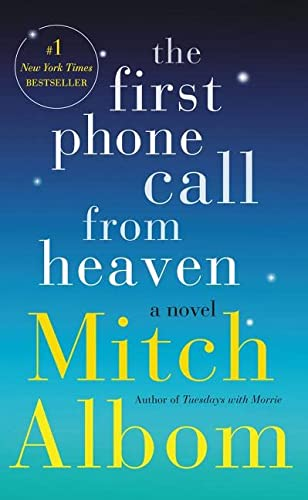 9780062472601: The First Phone Call from Heaven: A Novel
