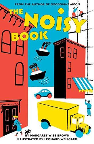 9780062484659: The Noisy Book Board Book
