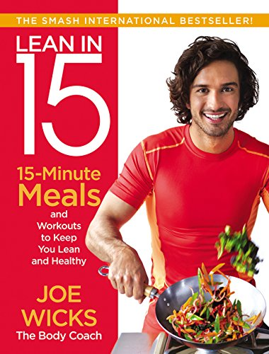 9780062493668: Lean in 15: 15-Minute Meals and Workouts to Keep You Lean and Healthy