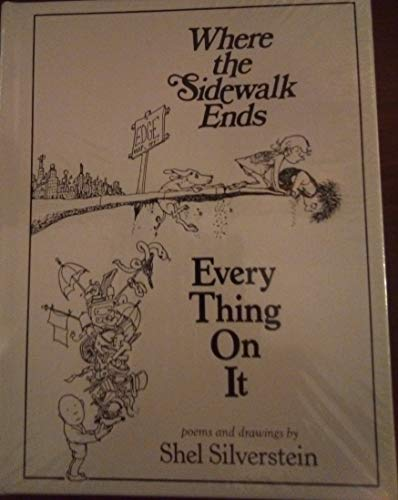 9780062495860: Where the Sidewalk Ends + Every Thing On It (Hardcover)