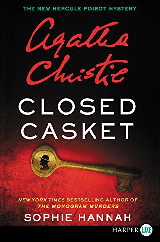 9780062496669: Closed Casket: A New Hercule Poirot Mystery