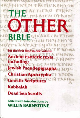 9780062500311: The Other Bible