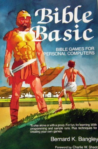 9780062500427: Bible BASIC: Bible Games for Personal Computers
