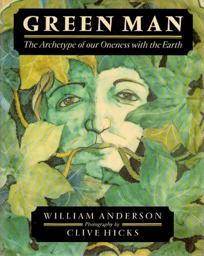 9780062500779: Green Man: The Archetype of Our Oneness With the Earth