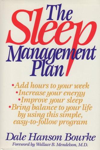 9780062501103: Sleep Management Plan