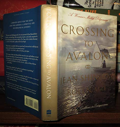 9780062501127: Crossing to Avalon: A Woman's Midlife Pilgrimage