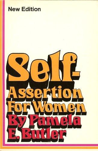 9780062501219: Self-assertion for Women
