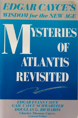 9780062501417: Mysteries of Atlantis Revisited (Edgar Cayce's wisdom for the new age)